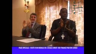 preview picture of video 'Eni-Congo à l'école Christ-Roi de Loandjili'