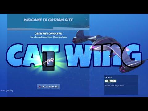 Fortnite (BR) - Unlocking Cat Wing