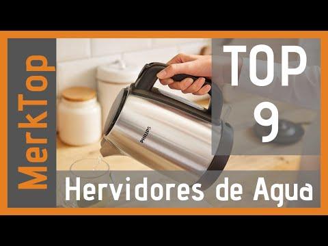 Los Mejores HERVIDORES de AGUA 🏆 Baratos / Calidad / Precio / 2020 / Top 9