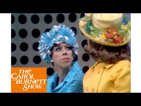 Today on the Carol Burnett Show: Candidates' Wives Fighting!