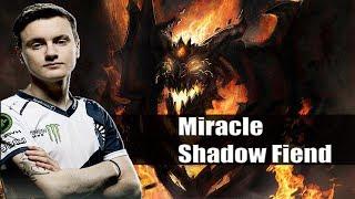 Dota 2 Stream: Liquid Miracle playing Shadow Fiend