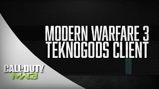 How To Play MW3 Multiplayer On The TeknoGods 2.8.0.4 | 2017