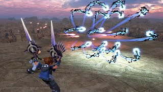 Xiggys Arrowguns over Starshooter guns with projectile effects