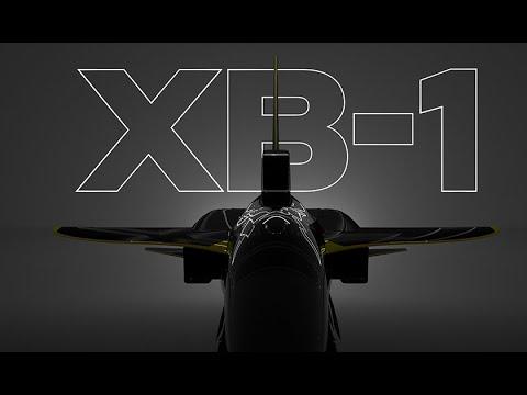Prototip novog supersoničnog putničkog aviona biće predstavljen 7. oktobra (VIDEO)
