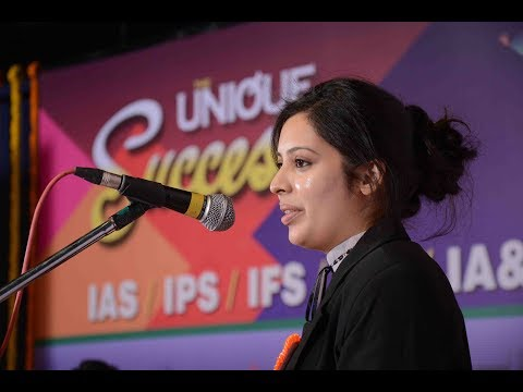 UPSC SUCCESS STORY 2018 - Vallari Gaikwad (AIR-131)