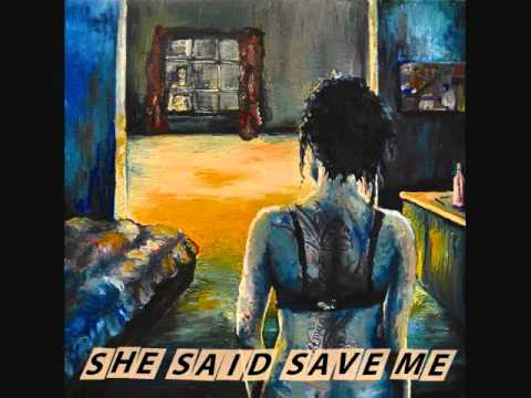 "SHE SAID SAVE ME ft. Mary Cassidy - ""If We Fall"""