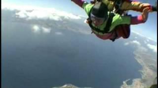preview picture of video 'Salto nel vuoto Stefano'