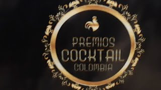 GALA PREMIOS COCKTAIL COLOMBIA 2019