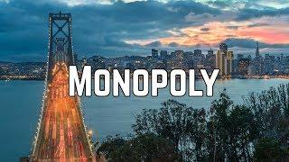 Ariana Grande & Victoria Monét   Monopoly (Clean Lyrics)