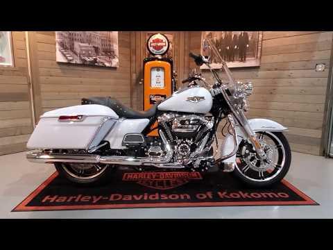 2020 Harley-Davidson Road King® in Kokomo, Indiana - Video 1