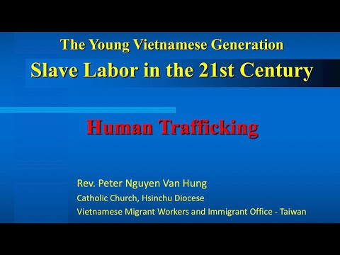 Combating Slavery
