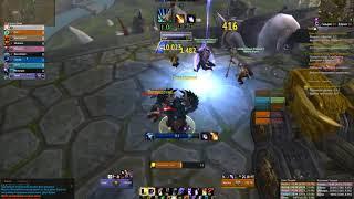 Twin Peaks balance druid fun - WoW 8.1.5 PvP