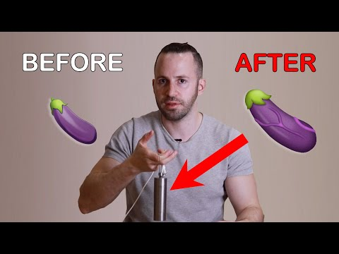 Zwiększone sterydy penisa