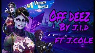 Off Deez   Fortnite Mobile Montage (J.I.D Ft J.Cole)