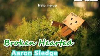Aaron Sledge - Broken Hearted (Prod. By The Pentagon) R&B 2010