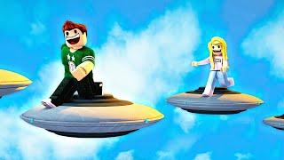 99% IMPOSSIBLE ROBLOX UFO SKILL COURSE!