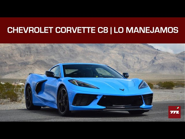 Chevrolet Corvette 2020, a prueba: tan brutal como siempre, eficaz como nunca