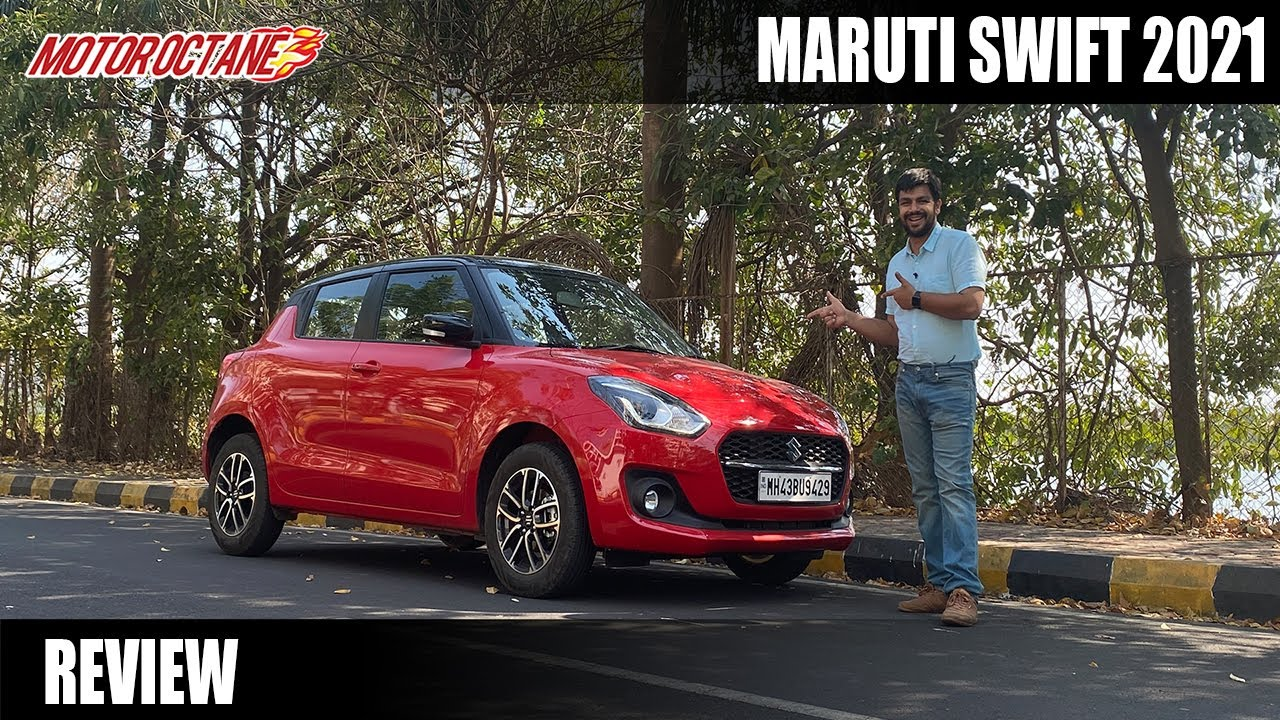 Motoroctane Youtube Video - New Maruti Swift Review - What Performance!