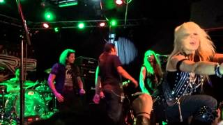 DORO ALL WE ARE  LIVE WHISKY-A-GO-GO WEST HOLLYWOOD 03/18/15!