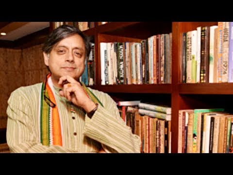 A four letter word that defined Shashi Tharoor's famed vocabulary