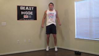 15 Minute Conditioning at Home - HASfit Fitness Conditioning Workout - Conditioning Exercises by HASfit