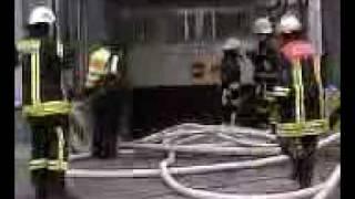 preview picture of video 'Brand im Kohlerhof in Denzlingen'
