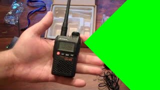 The Baofeng UV-3R VHF UHF Ham Radio!