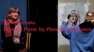 preview picture of video 'Poetry Portraits: Leontia Flynn by Phoebe Dickinson'