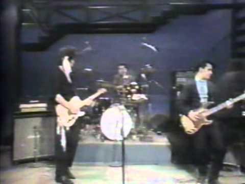 Bob Dylan - Jokerman (Live - letterman'84).mpg