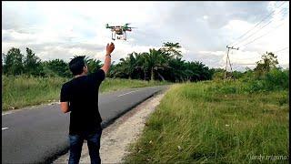 TES TERBANG DRONE DJI PHANTOM 3PRO 2021