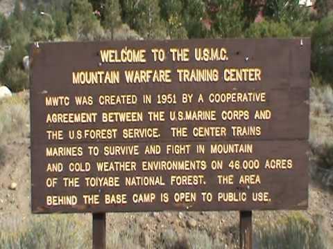 Video of USMC Summer Survival Manual
