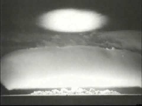 Weapon of mass destruction.Atomic test Ussr, RDS-3,1951