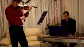 Música exclusiva para bodas y eventos en Galicia - La vie en rose - duo violin y piano