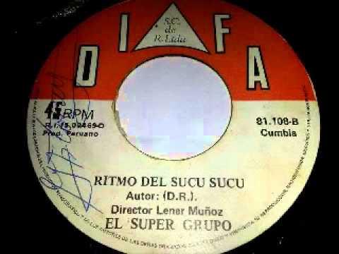 Ritmo Del Sucu Sucu - El Super Grupo