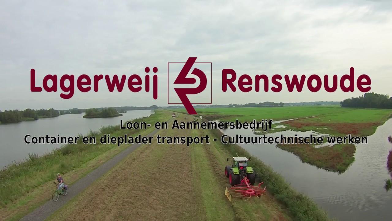 Dijkonderhoud Lagerweij Renswoude