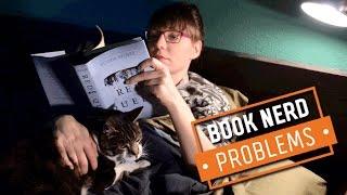 Book Nerd Problems | The Cat Is Too Cute