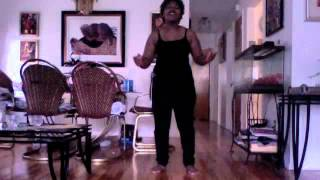Jennifer Hudson I'm Here The Color Purple - My Cover