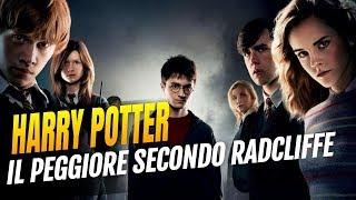 Harry Potter - Daniel Radcliffe confessa il suo film peggiore della saga