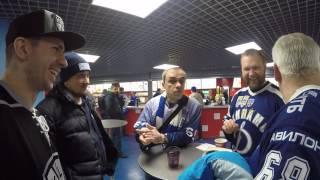 Перед 5-м матчем Динамо Мск  - Торпедо НН 2017-03-01