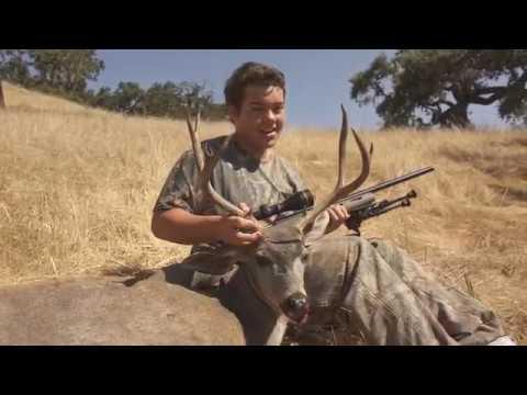 Blacktail Deer Hunting in California
