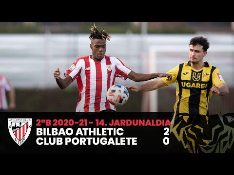 ⚽ Resumen I J14 2ªDiv B I Bilbao Athletic 2-0 Club Portugalete I Laburpena