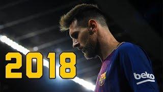 Lionel Messi~The RIVER (Axel johansson)~Insane Goals & Skills- 2018 HD