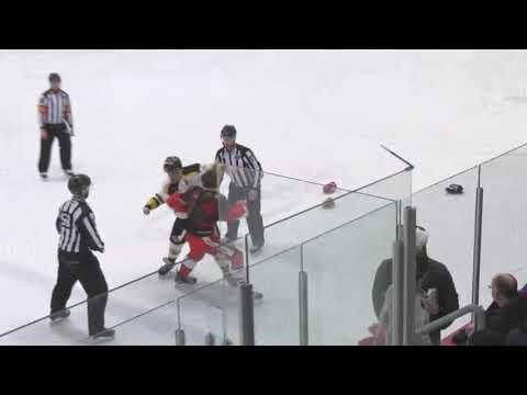 Charles-Olivier Roussel vs. Yannick Tifu