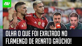 'Sabe o que está me impressionando nesse Flamengo?': Olha esse debate