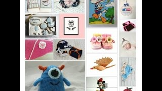 Baby Shower Gifts!  by Marcia on Etsy