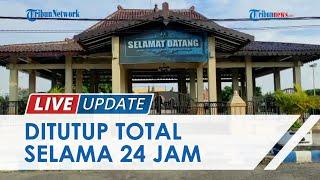 Alun-alun Ponorogo Ditutup Total 24 Jam, Sejumlah PKL Kecewa Lantaran Tidak Dapat Informasi