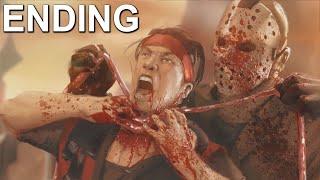 Mortal Kombat X Jason Voorhees Ending