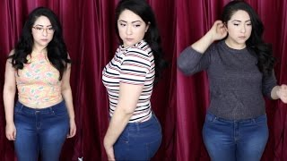 FOREVER 21 PLUS SIZE HAUL AND BUTTS