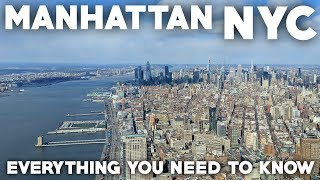 Manhattan NYC Travel Guide: Everything You Need To Know
