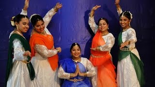 Vande Mataram Dance (Independence Day Special)